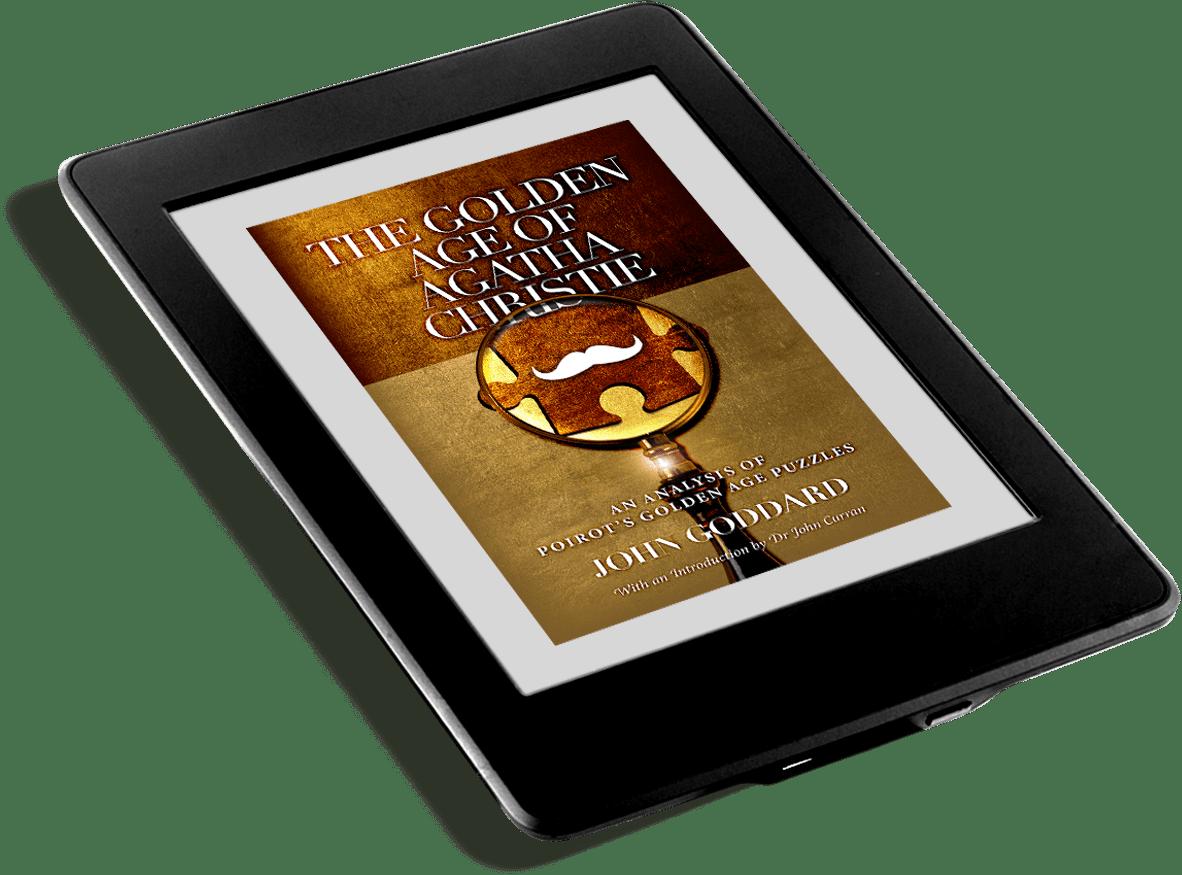 Kindle version of Agatha Christie's Golden Age Volume I by John Goddard