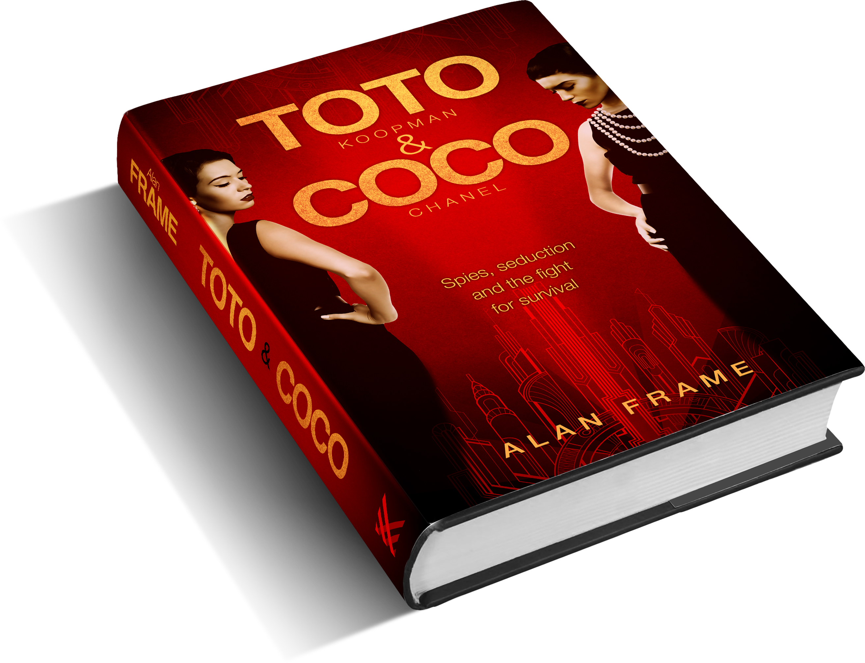 Toto & Coco Hardback Book