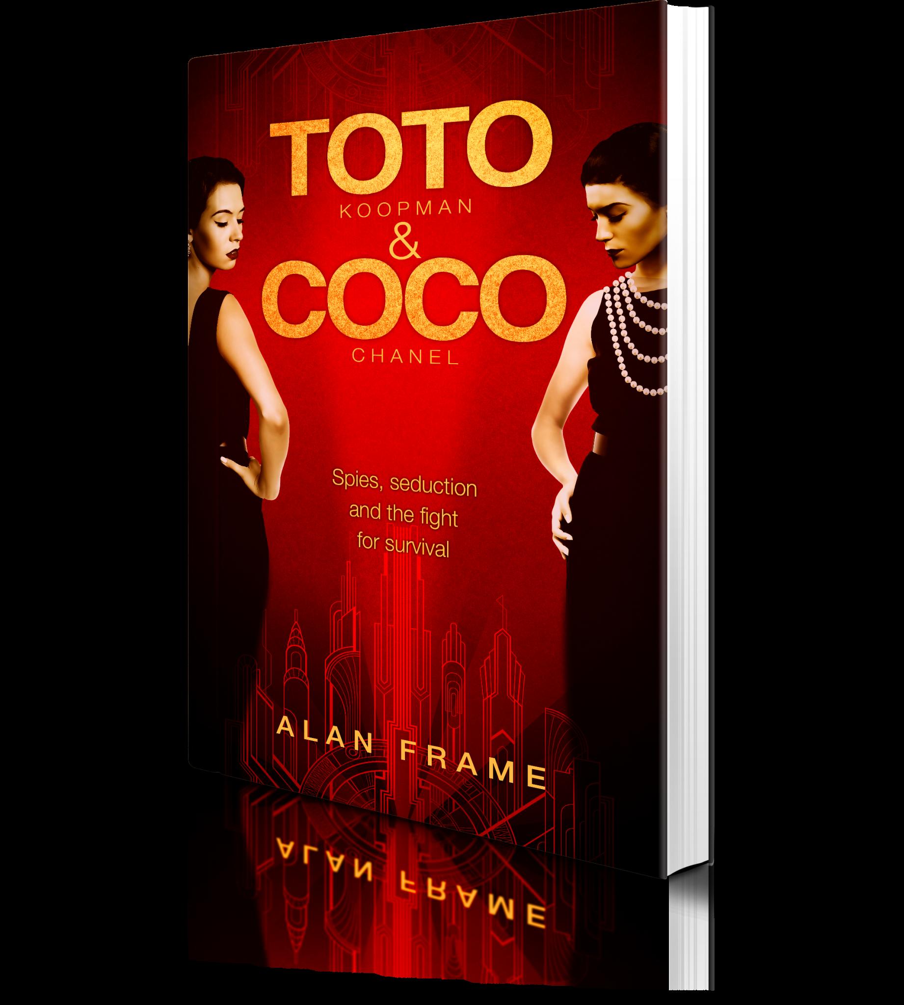 Toto & Coco Book